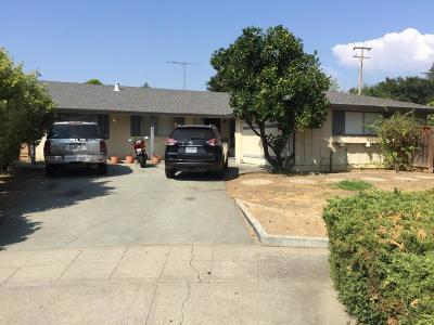 SAN JOSE Single Family Home Contingent: 2843 Burl Ct