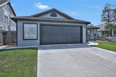HOLLISTER CA Single Family Home For Sale: $506,500