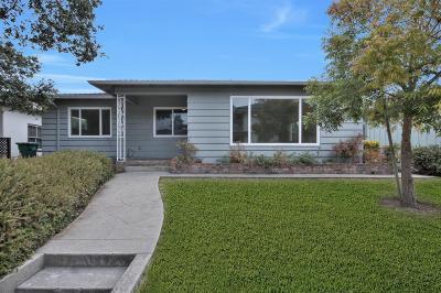 Santa Cruz Single Family Home For Sale: 312 Buena Vista Ave 1