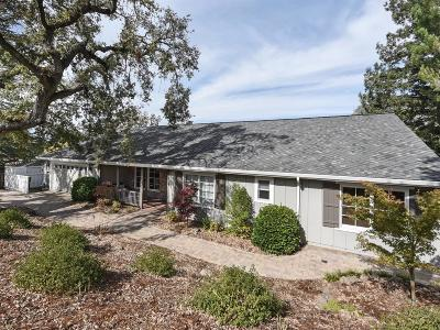 Menlo Park Single Family Home For Sale: 2 Lassen Ct