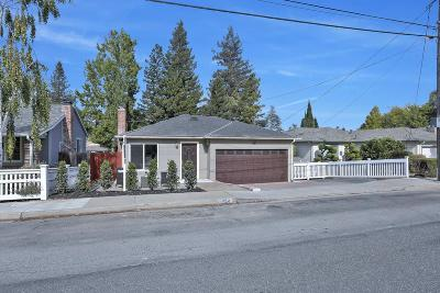 SAN CARLOS Single Family Home For Sale: 734 Neal Ave
