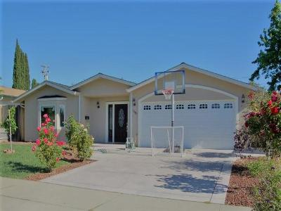 SAN JOSE Single Family Home For Sale: 5007 Grimsby Dr
