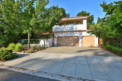 Redwood City Single Family Home Contingent: 229 Fulton St