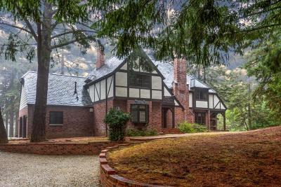 Santa Cruz Single Family Home For Sale: 5715 Empire Grade