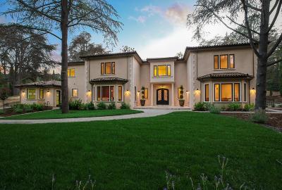 Los Altos Hills Single Family Home For Sale: 12501 Zappettini Ct