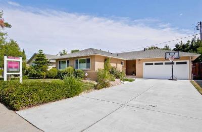 Sunnyvale Single Family Home For Sale: 1219 W Knickerbocker Dr