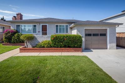 SAN MATEO Single Family Home For Sale: 313 Del Rosa Way