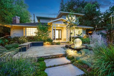 Palo Alto Single Family Home For Sale: 438 Chaucer St