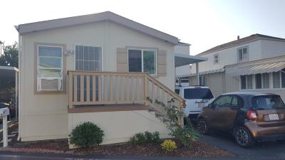 SUNNYVALE Mobile Home For Sale: 1201 Sycamore Ter 103
