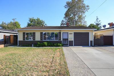 SAN JOSE Single Family Home For Sale: 1708 Hogar Dr