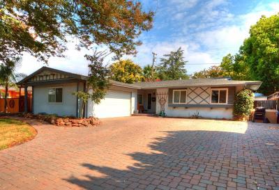 Single Family Home For Sale: 2428 Rinconada Dr