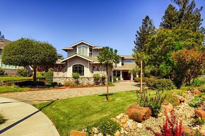 LOS GATOS Single Family Home For Sale: 193 La Montagne Ct