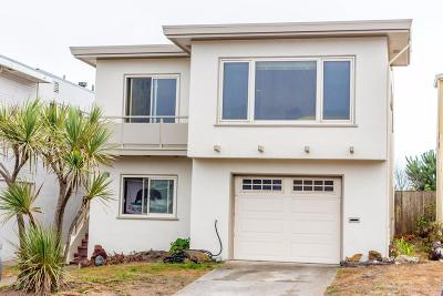Daly City Single Family Home For Sale: 69 Skyline Dr