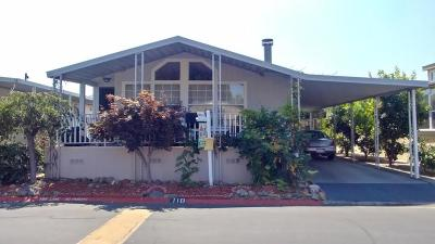 SUNNYVALE Mobile Home For Sale: 125 N Mary Ave 110