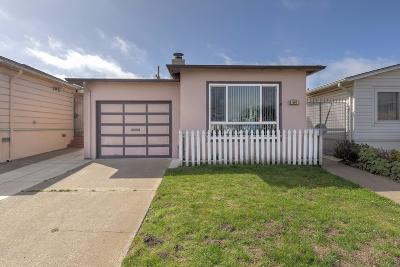 Brisbane, Colma, Daly City, Millbrae, San Bruno, South San Francisco Single Family Home For Sale: 504 Skyline Dr