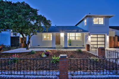 Sunnyvale Single Family Home For Sale: 873 Birch Ave
