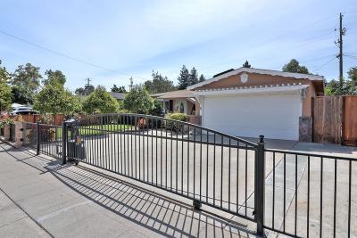 SAN JOSE Single Family Home For Sale: 3877 Ezie St