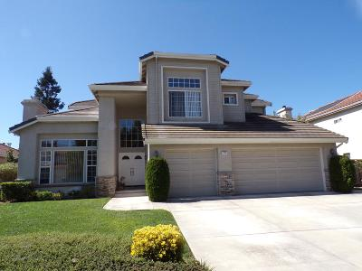 MORGAN HILL Single Family Home For Sale: 17491 Belletto Dr