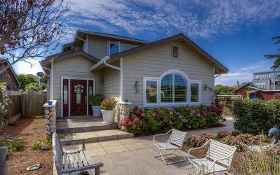 Half Moon Bay Single Family Home For Sale: 208 Kelly Ave