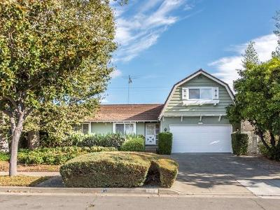Sunnyvale Single Family Home For Sale: 799 Peekskill Dr