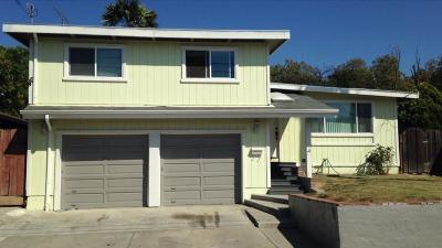 HOLLISTER Single Family Home For Sale: 981 Suiter St