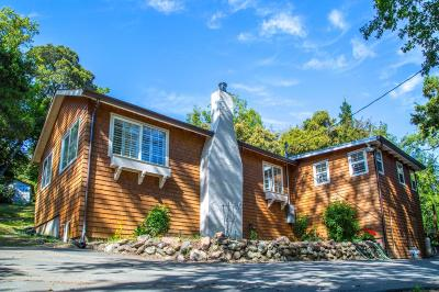 Portola Valley Single Family Home For Sale: 140 Ramona Rd