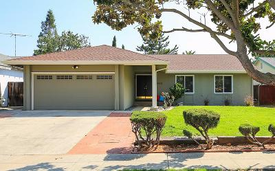 San Jose Single Family Home For Sale: 6408 Rizal Ct