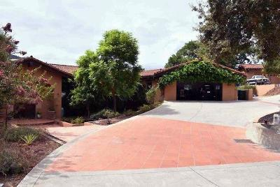Santa Clara County Single Family Home For Sale: 233 Forrester Rd