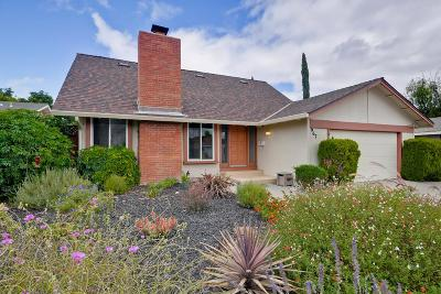 Sunnyvale Single Family Home For Sale: 967 Aster Ct