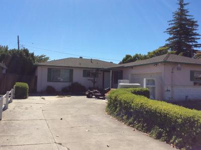 CAMPBELL Single Family Home For Sale: 256 Beverly Ct