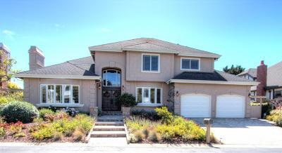 El Granada, Half Moon Bay, La Honda, Montara, Moss Beach, Pacifica, Pescadero, San Gregorio Single Family Home For Sale: 24 Fairway Pl
