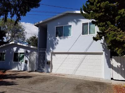Menlo Park Multi Family Home For Sale: 1101 Del Norte Ave