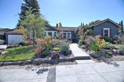 Redwood City Single Family Home For Sale: 2621 Hopkins Ave