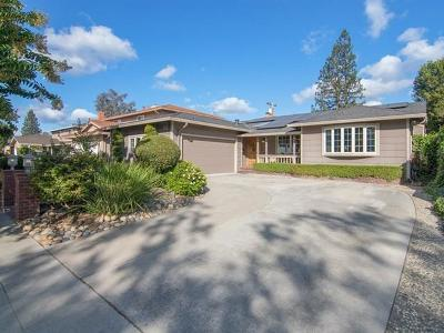 SAN JOSE Single Family Home For Sale: 1815 Comstock Ln