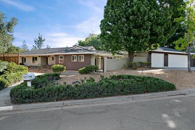SARATOGA Single Family Home For Sale: 14198 Juniper Ln
