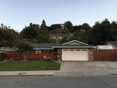 GILROY Single Family Home For Sale: 1460 Ousley Dr