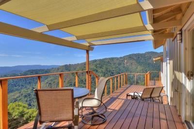 LOS GATOS Single Family Home For Sale: 20311 Beatty Ridge Rd