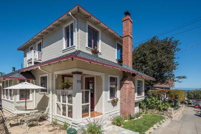 Pacific Grove Single Family Home For Sale: 212 Carmel Ave