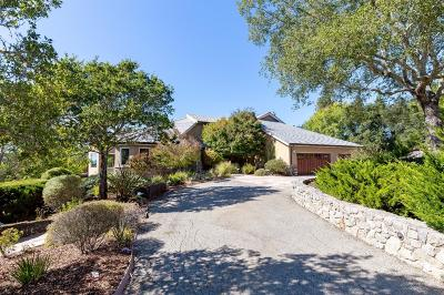 LOS GATOS Single Family Home For Sale: 16095 Redwood Lodge Rd
