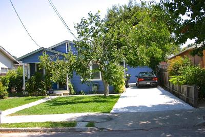 MOUNTAIN VIEW Single Family Home For Sale: 685 Ehrhorn Ave