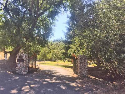 LOS GATOS Residential Lots & Land For Sale: 15110 Shannon Rd