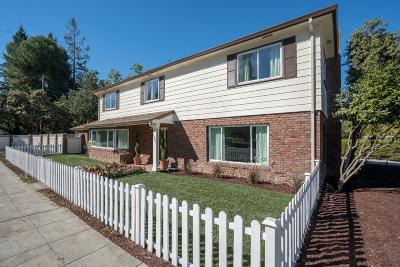 Single Family Home For Sale: 1343 Willow St