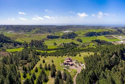 Pescadero Single Family Home For Sale: 301 Ranch Rd West