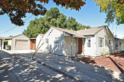Sunnyvale Single Family Home For Sale: 397 Vine Ave