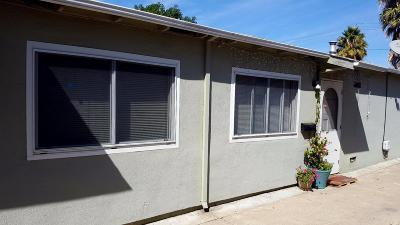SAN JOSE Multi Family Home For Sale: 1068 Waco St