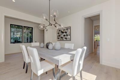 PALO ALTO Single Family Home For Sale: 555 Chaucer St
