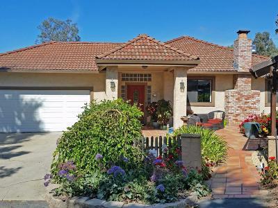 AROMAS Single Family Home For Sale: 19355 El Cerro