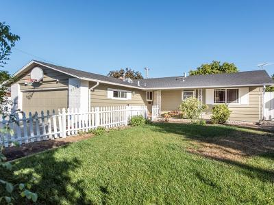 CUPERTINO Single Family Home For Sale: 6397 Myrtlewood Dr