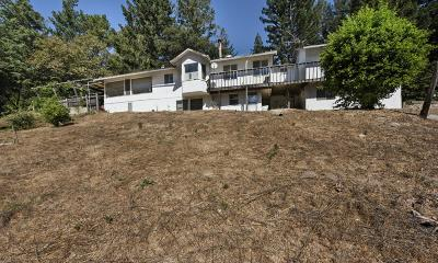 LOS GATOS Single Family Home For Sale: 24353 Santa Cruz Hwy