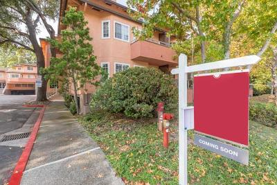 Mountain View Condo For Sale: 1721 California St 4